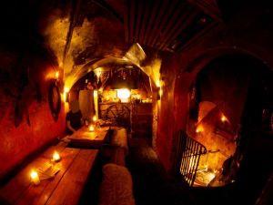 prague medieval tavern